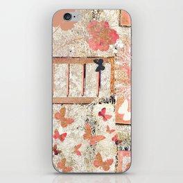 butterflies_II iPhone Skin