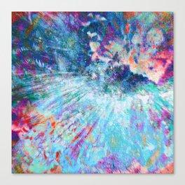 Dragon Erupt Canvas Print