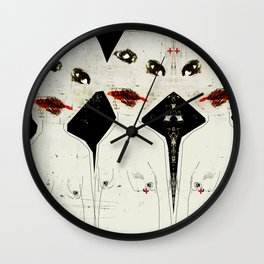 « nos liens » Wall Clock