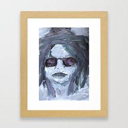 Rasta  Framed Art Print