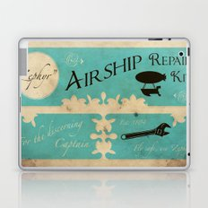Airship Repair Kit Laptop & iPad Skin