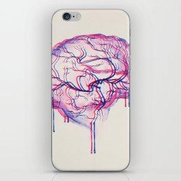 3D Brain iPhone Skin