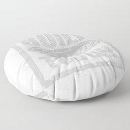 BUILT TRUMP TOUGH Floor Pillow
