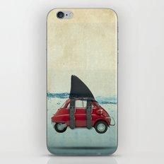 isetta shark iPhone & iPod Skin