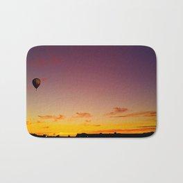 Ballon Sunset Bath Mat