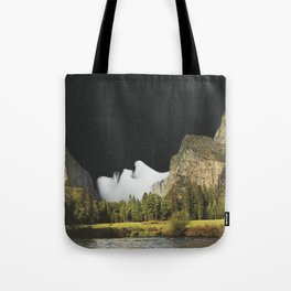 Moment of Silence Tote Bag