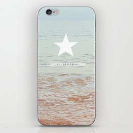 Lone Star Storm iPhone Skin