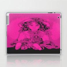 Pretty Pink Doll  Laptop & iPad Skin