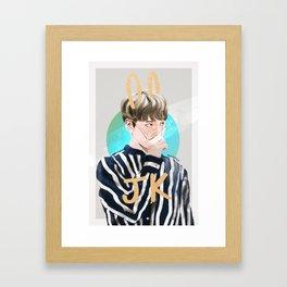 bunny.jpg Framed Art Print