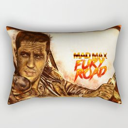 Mad Max : Fury Road Rectangular Pillow