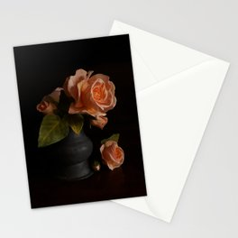 Roses & Buds Stationery Cards
