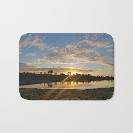 Inbetween Country and Paradise Bath Mat