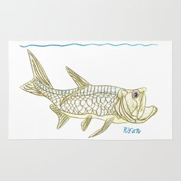 Key West Tarpon II Rug