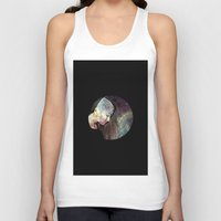psychology Tank Tops featuring Psychology Of Stylistic Change by mofart photomontages