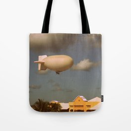 dirigible Tote Bag