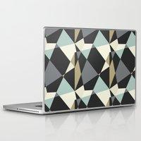 geo Laptop & iPad Skins featuring Geo by SarahFlemingDesigns