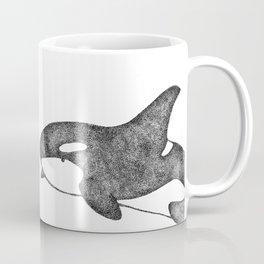DOT WORK ORCA Coffee Mug