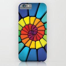 Coincidences Multicolor Voronoi iPhone 6 Slim Case