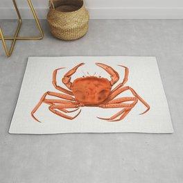 Crab - Watercolor Rug