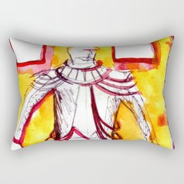 Costume Design Version 1 Rectangular Pillow