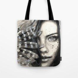 Freckly Tote Bag