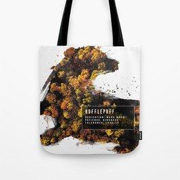 Hufflepuff Nature Tote Bag