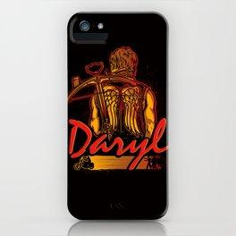 Daryl iPhone Case