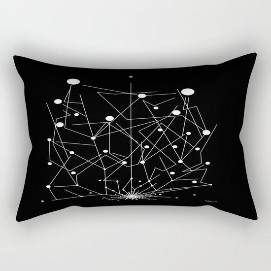 Life & Goals Rectangular Pillow