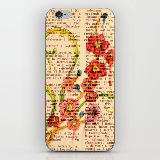 Spagnol iPhone & iPod Skin