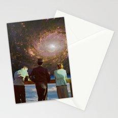 In a Galaxy far away Stationery Cards