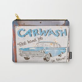 Carwash - Best hand job in town! Carry-All Pouch