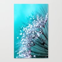 morning Canvas Prints featuring Morning Glory by Joke Vermeer