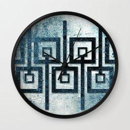 Order in Abstract III Wall Clock