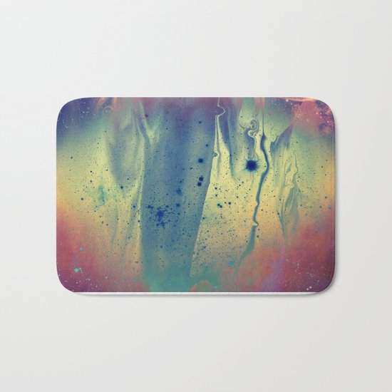 Route to the Stars Bath Mat