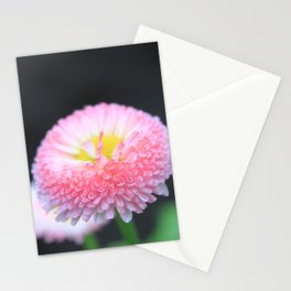 Kayla's Pink Flower Stationery Cards