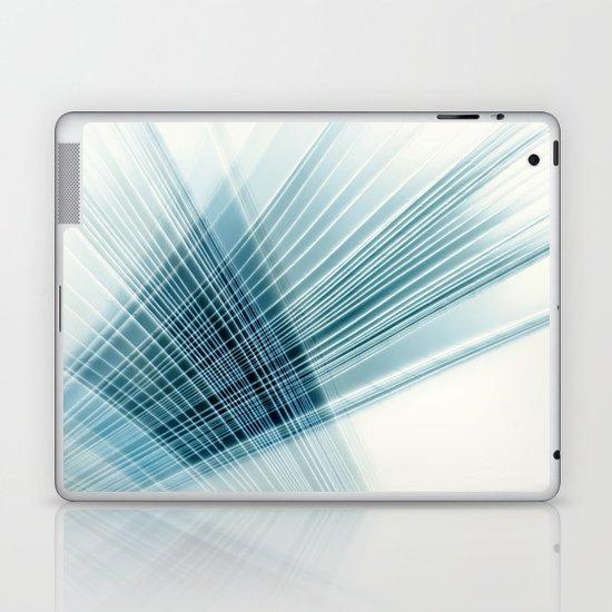 paper weave Laptop & iPad Skin