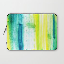 Swimming Upstream Laptop Sleeve