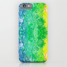 Soul Melt iPhone Case