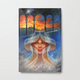 NOSTALGIA Metal Print