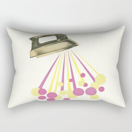 Steamy Rectangular Pillow