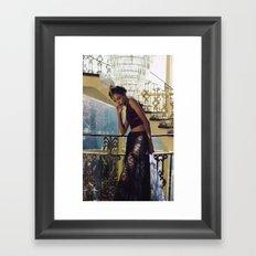 Muse #4 Framed Art Print