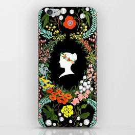 Language of Flowers  iPhone Skin