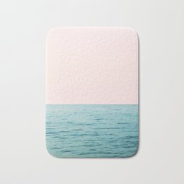Blissful Ocean #1 #wall #decor #art #society6 Bath Mat