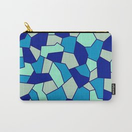 Hard Mosaic 04 Carry-All Pouch