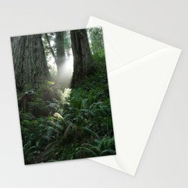 WestCoast Rainforest Stationery Cards