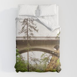Over or Under Comforters