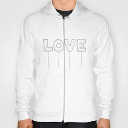 Balloon Love Hoody