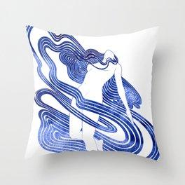 Dynamene Throw Pillow