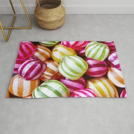 Colorful Candies Pattern  Rug