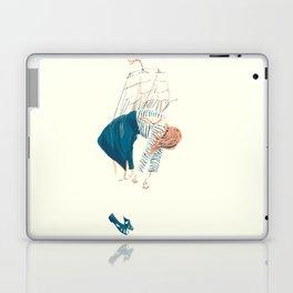 levitating Laptop & iPad Skin